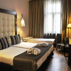 Отель Eurostars David Чехия, Прага - 11 отзывов об отеле, цены и фото номеров - забронировать отель Eurostars David онлайн комната для гостей фото 5