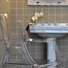 Отель B&B Un Jardin en Ville Бельгия, Брюссель - отзывы, цены и фото номеров - забронировать отель B&B Un Jardin en Ville онлайн ванная