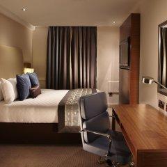 Thistle Trafalgar Square Hotel Лондон комната для гостей