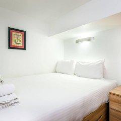 Апартаменты Richmond Place Apartments Эдинбург комната для гостей