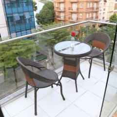 Отель Vegas Luxury Hotel Вьетнам, Хошимин - отзывы, цены и фото номеров - забронировать отель Vegas Luxury Hotel онлайн балкон