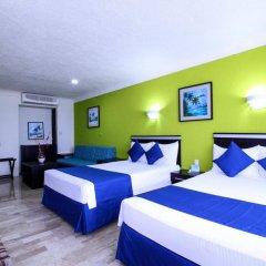 Aquamarina Beach Hotel комната для гостей фото 5