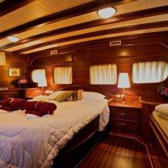 Отель Plaghia Charter Boat & Breakfast Италия, Кастелламмаре-ди-Стабия - отзывы, цены и фото номеров - забронировать отель Plaghia Charter Boat & Breakfast онлайн комната для гостей фото 3