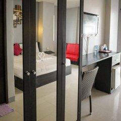 Отель Holiday Home Patong удобства в номере