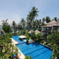 Отель Koh Tao Montra Resort & Spa спортивное сооружение