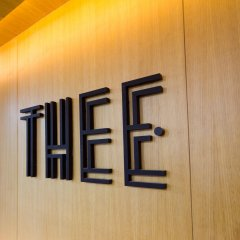 Thee Bangkok Hotel сейф в номере