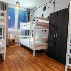 Отель In-Joy Hostel Польша, Варшава - отзывы, цены и фото номеров - забронировать отель In-Joy Hostel онлайн комната для гостей фото 5