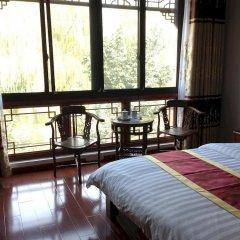 Отель Zhouzhuang Wangjiangting Hostel Китай, Сучжоу - отзывы, цены и фото номеров - забронировать отель Zhouzhuang Wangjiangting Hostel онлайн балкон
