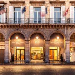 Отель Suites Albany and Spa Париж вид на фасад