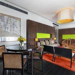 Отель The Park New Delhi Индия, Нью-Дели - отзывы, цены и фото номеров - забронировать отель The Park New Delhi онлайн комната для гостей фото 3