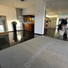 Отель Oceano Atlantico Apartamentos Turisticos Португалия, Портимао - отзывы, цены и фото номеров - забронировать отель Oceano Atlantico Apartamentos Turisticos онлайн интерьер отеля