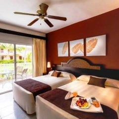 Отель Grand Sirenis Punta Cana Resort Casino & Aquagames в номере фото 2