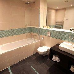 Отель Red & Blue design ванная