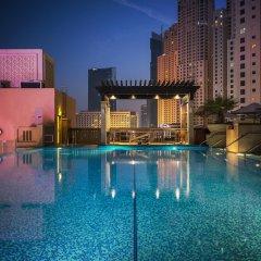 Отель Sofitel Dubai Jumeirah Beach бассейн фото 3