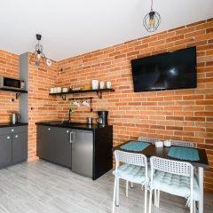 Апартаменты Roztocka Loft Apartment удобства в номере