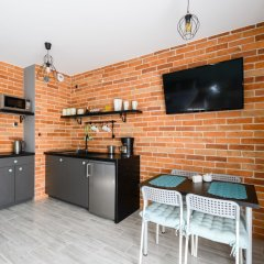 Апартаменты Roztocka Loft Apartment Варшава удобства в номере