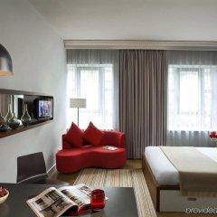 Отель Citadines Apart'hotel Holborn-Covent Garden London Великобритания, Лондон - отзывы, цены и фото номеров - забронировать отель Citadines Apart'hotel Holborn-Covent Garden London онлайн комната для гостей фото 2