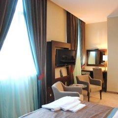 Апарт-отель Форвард 4* Стандартный номер с различными типами кроватей фото 22