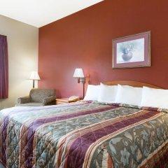 Отель Howard Johnson by Wyndham University of Alabama Tuscaloosa комната для гостей