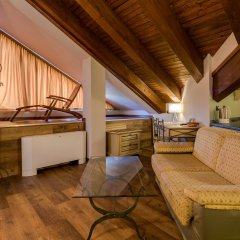Art & Hotel Aeroporto комната для гостей