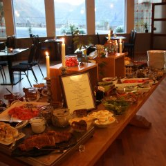 Отель Hotell Utsikten Geiranger - by Classic Norway питание фото 3
