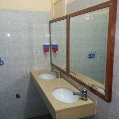 Momos Hostel ванная