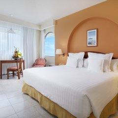 Отель Occidental Tucancun - Все включено Мексика, Канкун - 1 отзыв об отеле, цены и фото номеров - забронировать отель Occidental Tucancun - Все включено онлайн комната для гостей фото 10