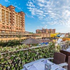 Villa Side Residence Турция, Сиде - 4 отзыва об отеле, цены и фото номеров - забронировать отель Villa Side Residence - All Inclusive онлайн балкон