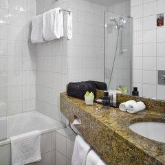 Отель K+K Hotel Central Prague Чехия, Прага - 3 отзыва об отеле, цены и фото номеров - забронировать отель K+K Hotel Central Prague онлайн ванная