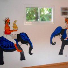 Отель Blue Elephant Guest House детские мероприятия