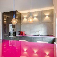 Апартаменты Dom & House - Apartments Sopocka Przystan Сопот интерьер отеля фото 3