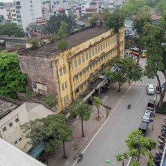 Отель Cherry Hotel 1 Вьетнам, Ханой - отзывы, цены и фото номеров - забронировать отель Cherry Hotel 1 онлайн парковка