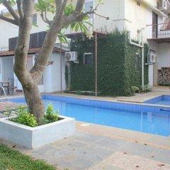 Отель Banyan Tree Courtyard Гоа с домашними животными