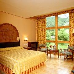 Отель Parador de Fuente De комната для гостей фото 5