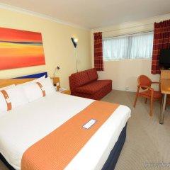 Отель Holiday Inn Express Glasgow City Centre Riverside комната для гостей фото 3