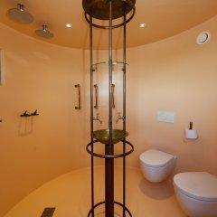 Отель Botel ванная фото 2