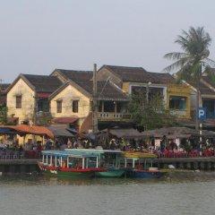 Отель Quynh Chau Homestay Вьетнам, Хойан - отзывы, цены и фото номеров - забронировать отель Quynh Chau Homestay онлайн приотельная территория