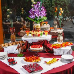 Отель El Diplomatico Hotel Мексика, Мехико - отзывы, цены и фото номеров - забронировать отель El Diplomatico Hotel онлайн питание