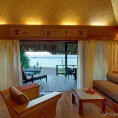 Отель InterContinental Resort and Spa Moorea комната для гостей фото 4