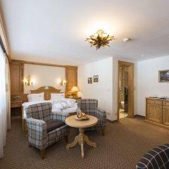 Отель Jenewein Австрия, Хохгургль - отзывы, цены и фото номеров - забронировать отель Jenewein онлайн комната для гостей фото 4