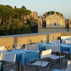 Отель The Rooms of Rome Palazzo Rhinoceros