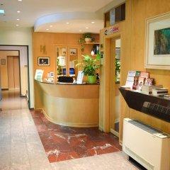 Hotel Losanna интерьер отеля