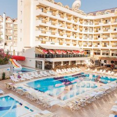 Prestige Garden Hotel бассейн фото 3