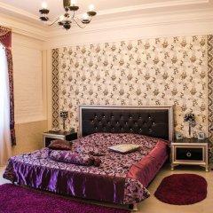 Гостиница Welcome to Dnepropetrovsk комната для гостей фото 4