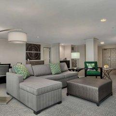 Отель DoubleTree by Hilton at the Entrance to Universal Orlando комната для гостей фото 4