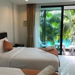 Отель The Pixel Cape Panwa Beach Таиланд, Пхукет - отзывы, цены и фото номеров - забронировать отель The Pixel Cape Panwa Beach онлайн комната для гостей
