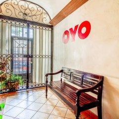 Отель Posada Garibaldi Мексика, Гвадалахара - отзывы, цены и фото номеров - забронировать отель Posada Garibaldi онлайн интерьер отеля фото 3