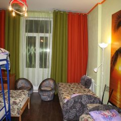 Hostel Alye Parusa Санкт-Петербург комната для гостей фото 5