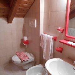 Отель Garni Sorano Пинцоло сауна