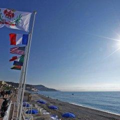 Отель MyNice Mistral пляж